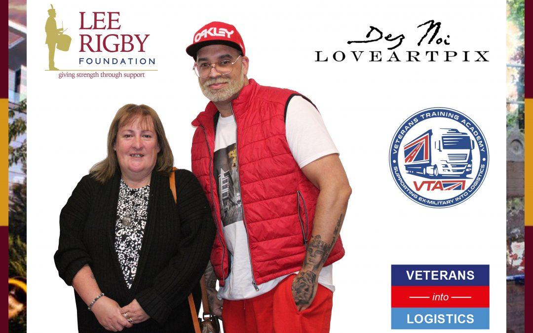 Veterans Into Logistics.. 25.08.20