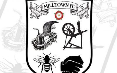 Loveartpix helping Vision for Milltown FC 16.02.21